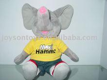 cute stuffed plush animal baby toy
