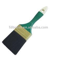 natural black bristle globe paint brush AD132