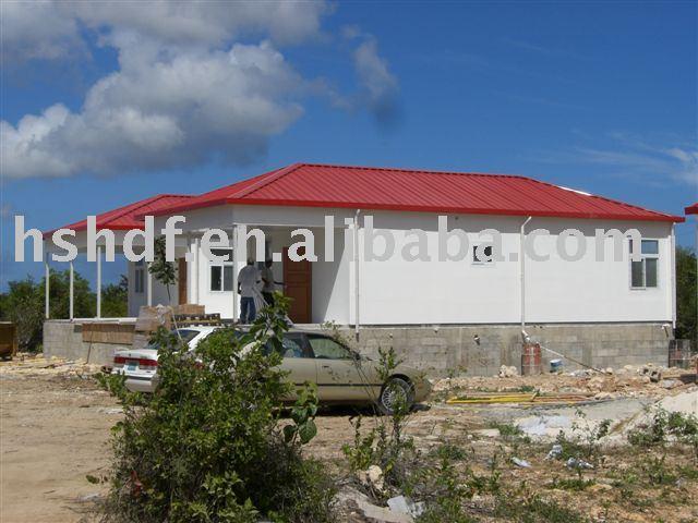 mobile villa,steel structure villa,movable villa