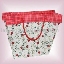 handmade paper bags designs cheap reusable shopping bags wholesale(FX-5)