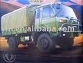 off road de vehículos militares