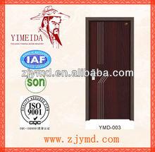 MDF with pvc bedroom door