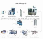 TOTAL SOLUTION for Bottled Water Packing Line for 330 - 2500 ml PET bottles 2000-18000BPH