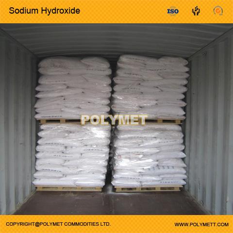 Materias primas de hidróxido de