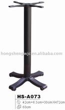 4 ways table leg