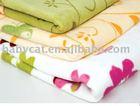 Beautiful coral fleece blanket & baby blanket