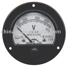 0 - 500 V AC digital volt metros painel voltímetro