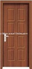 cheaper price wooden Interior Door PVC / MDF door (YF-M23)