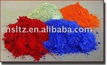 Powder coating/decorative coating