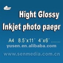 Factory Sell Inkjet Photo Paper / Office Paper