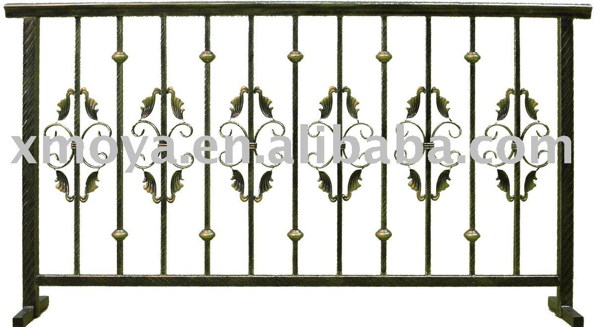 Front Elevation Railing Design : Balcón barandilla de acero inoxidable del