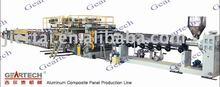 aluminium-plastic panel production line