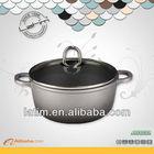 die-cast aluminium non-stick casserole