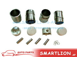 0114.R0 0392590 Peugoet 404, 504, 505 Cylinder Liners and Pistons