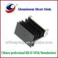 de aluminio de suministro de energía del disipador de calor