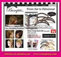 Tv866-002 stili di capelli bumpits per bumpits capelli come visto in tv