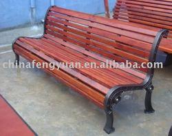 outdoor wooden bench, park wooden bench, school bench