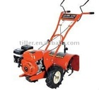 gasoline power tiller/cultivator 196cc mini farm tractor
