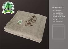 Bamboo fiber towel blanket