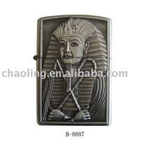 The Great Sphinx engrave flint lighter