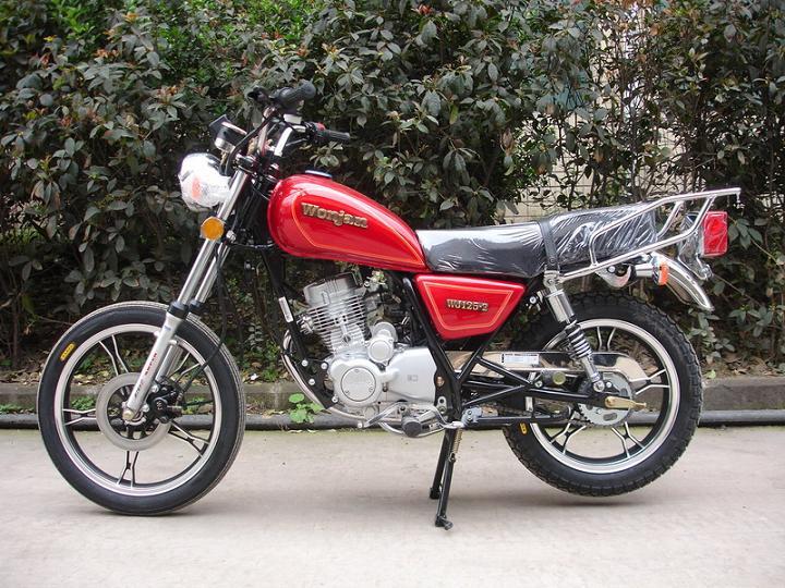 WJ125-2/cruiser motorcycle WJ125-2 /WJ-SUZUKI CB125 engine