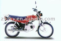 ZF100-9 Chongqing moped motorcycle motorbike 100cc