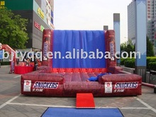 2012 new inflatable energy wall