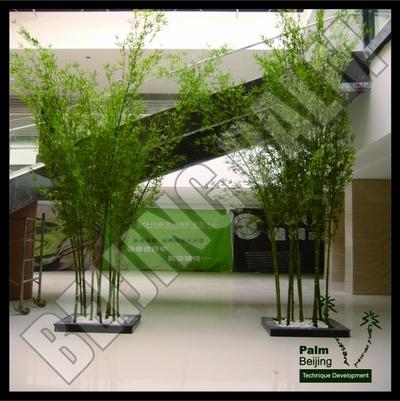 Arvore de bambu artificial