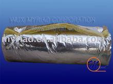 Aluminum Foil Glass Wool,Glass Wool Felt,Aluminium Foil Insulation