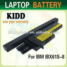 Notebook/Laptop Battery forI IBM Lenovo Thinkpad X60 X60S X61 X61S series