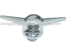 stainless steel marine yacht cleat( lift ring)