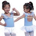 Cielo azul de los niños tutu, tutú de ballet