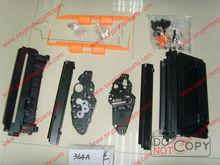 364A empty toner cartridge compatible for hp 364A empty mould