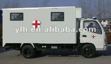 Dongfeng YLH5053T off road ambulance 4x4 vehicle