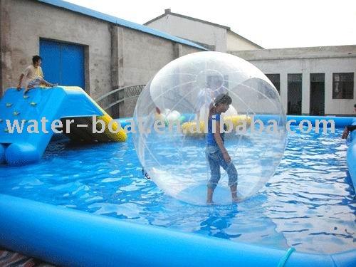 Prix usine piscine gonflable pour piscine gonflable boule for Boules pour piscine
