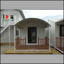 Portable foldable houses