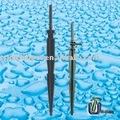 Recta de flecha de goteo/de riego por goteo/super flujo de goteo