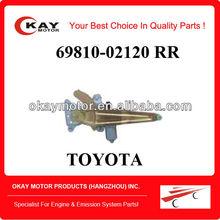 69810-02120 RR TOYOTA Rear Manual Window Regulator