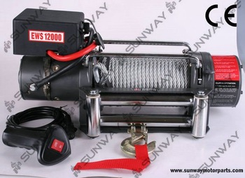 Car Winch/Electric Winch