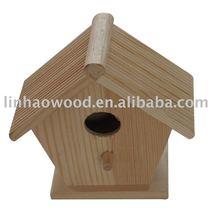 wooden bird house factory supply