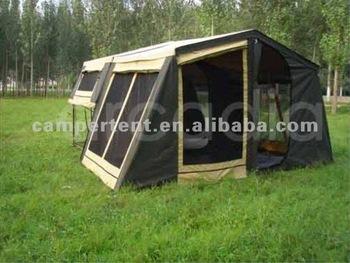 Camping Camper Truck Tent