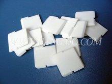 Ceramic tile for abrasion resistant in steel industry