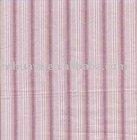 stripe yarn dyed cotton fabric