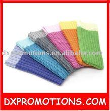 COLORFUL knitting mobile phone socks