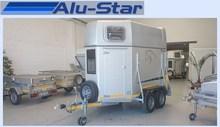 AluStar Maximus 2 berth Horsebox Trailers