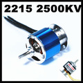 Mystey 2215 2500kv outrunner brushless motor para rc airplane, helicóptero do rc, 3d heli