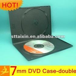 plastic single cd case 7mm