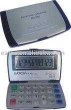 design pieghevole ed extra grandi display calcolatrice portatile