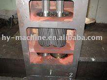 Double screw extruder warm gear box
