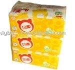Polybag Facial Paper Tissue